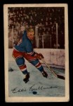 1952 Parkhurst #18  Ed Kullman  Front Thumbnail