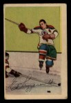 1952 Parkhurst #29  Ed Kryznowski  Front Thumbnail