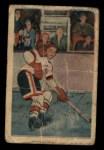 1952 Parkhurst #17  Al Dewsbury  Front Thumbnail