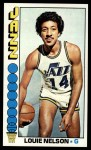 1976 Topps #17  Louie Nelson  Front Thumbnail