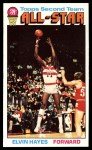 1976 Topps #133  Elvin Hayes  Front Thumbnail