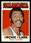 1971 Topps #106  Archie Clark  Front Thumbnail