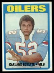 1972 Topps #202  Garland Boyette  Front Thumbnail