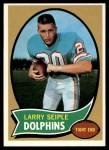 1970 Topps #94  Larry Seiple  Front Thumbnail