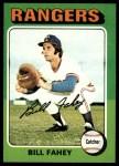 1975 Topps #644  Bill Fahey  Front Thumbnail