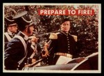 1956 Topps Davy Crockett Green Back #23   Prepare To Fire!  Front Thumbnail