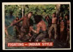 1956 Topps Davy Crockett #33   Fighting Front Thumbnail