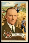 1956 Topps U.S. Presidents #32  Calvin Coolidge  Front Thumbnail