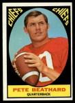1967 Topps #60  Pete Beathard  Front Thumbnail