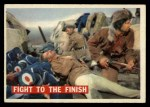 1956 Topps Davy Crockett #78   Fight to the Finish  Front Thumbnail