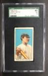1909 E101 BAT Larry Doyle  Front Thumbnail