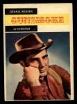 1958 Topps TV Westerns #2  Dennis Weaver   Front Thumbnail