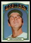 1972 Topps #359  Don Pavletich  Front Thumbnail