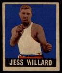 1948 Leaf #69  Jess Willard  Front Thumbnail