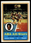 1973 Topps #260  James Jones  Front Thumbnail