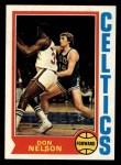 1974 Topps #46  Don Nelson  Front Thumbnail