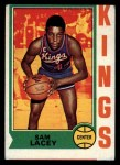 1974 Topps #99  Sam Lacey  Front Thumbnail