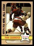 1972 Topps #131  Yvan Cournoyer  Front Thumbnail