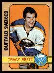 1972 Topps #84  Tracy Pratt  Front Thumbnail