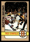 1972 Topps #135  Fred Stanfield  Front Thumbnail