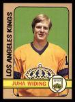 1972 Topps #108  Juha Widing  Front Thumbnail