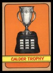1972 Topps #174   Calder Trophy Front Thumbnail