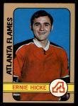 1972 Topps #154  Ernie Hicke  Front Thumbnail
