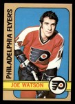 1972 Topps #156  Joe Watson  Front Thumbnail