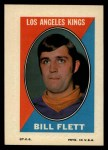 1970 Topps O-Pee-Chee Sticker Stamps #8  Bill Flett  Front Thumbnail