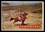 1956 Topps Davy Crockett Green Back #46   Comanche!  Front Thumbnail