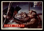 1956 Topps Davy Crockett Green Back #71   Take That!  Front Thumbnail