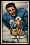 1951 Bowman #26  Leon Hart  Front Thumbnail