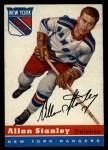 1954 Topps #41  Allan Stanley  Front Thumbnail