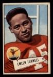 1952 Bowman Small #39  Emlen Tunnel  Front Thumbnail