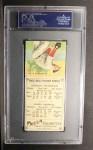 1911 T201 Mecca  Christy Mathewson / Al Bridwell  Back Thumbnail