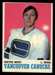 1970 O-Pee-Chee #116  Wayne Maki  Front Thumbnail