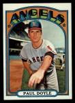 1972 Topps #629  Paul Doyle  Front Thumbnail