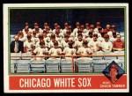 1976 Topps #656   -  Chuck Tanner White Sox Team Checklist Front Thumbnail