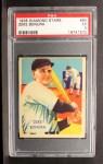 1935 Diamond Stars #65  Zeke Bonura  Front Thumbnail