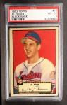 1952 Topps #10  Al Rosen  Front Thumbnail