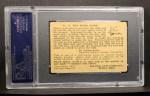 1933 DeLong Gum R333 #17  Pepper Martin  Back Thumbnail