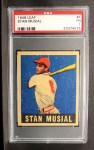 1948 Leaf #4  Stan Musial  Front Thumbnail