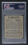 1948 Leaf #65  Bob Elliott  Back Thumbnail