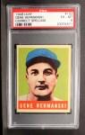 1948 Leaf #102 COR Gene Hermanski  Front Thumbnail