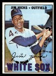 1967 Topps #532  Jim Hicks  Front Thumbnail