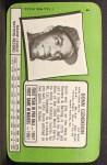 1971 Topps Super #4  Donn Clendenon  Back Thumbnail
