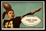 1953 Bowman #23  Jim Finks  Front Thumbnail