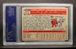 1957 Topps #312  Tony Kubek  Back Thumbnail
