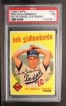 1959 Topps #321 xOPT Bob Giallombardo  Front Thumbnail