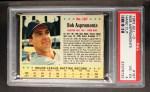 1963 Jello #187  Bob Aspromonte  Front Thumbnail